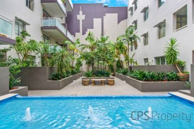 EXECUTIVE GARDEN APARTMENT IN THE HEART OF VIBRANT SURRY HILLS