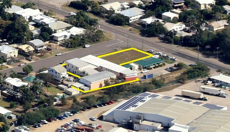 South Townsville industrial asset with residential development potential