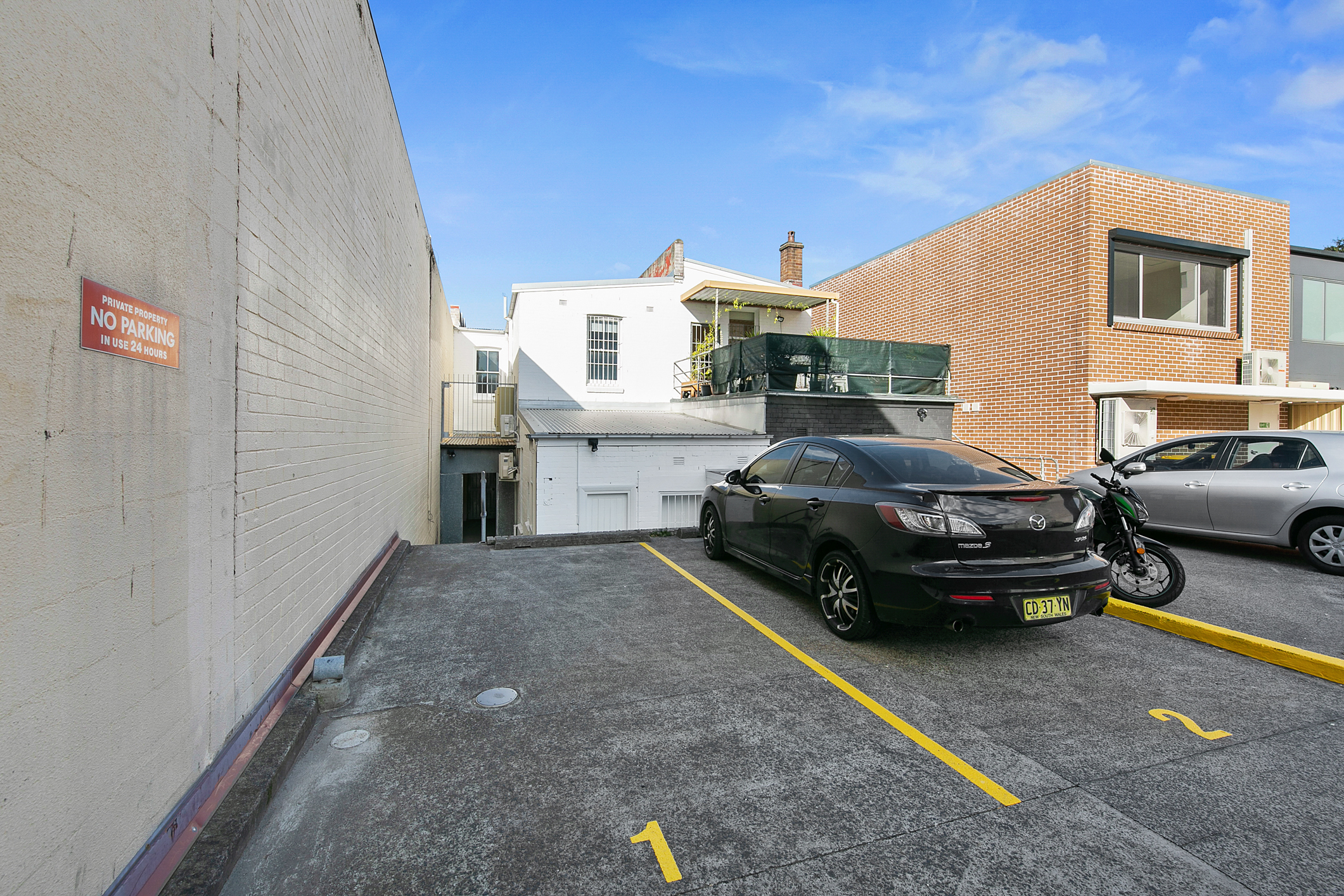 2/163 Great North Rd (Enter Via East St), Five Dock