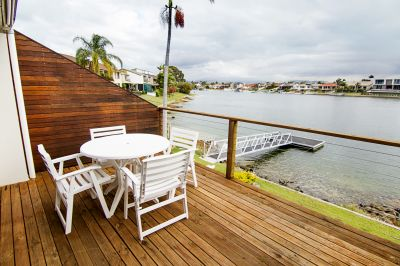 Waterfront Townhouse!