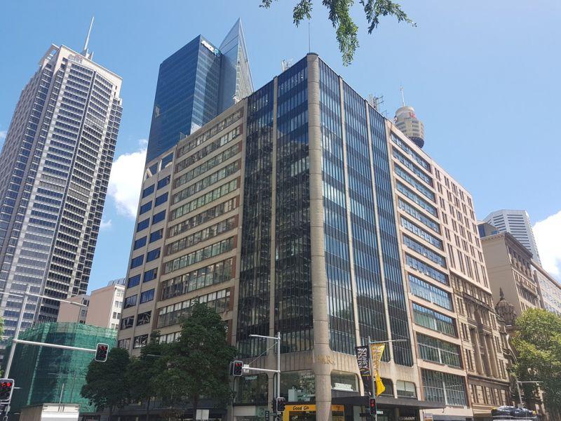 6/60 Park Street, Sydney