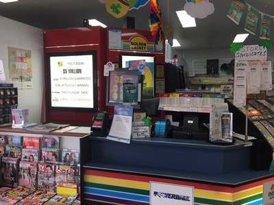 NEWSAGENCY & POST OFFICE – Townsville Region ID#4224328 – Rare Post Office & Newsagency Combination