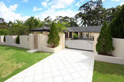 Robina Golf Course Dream Home