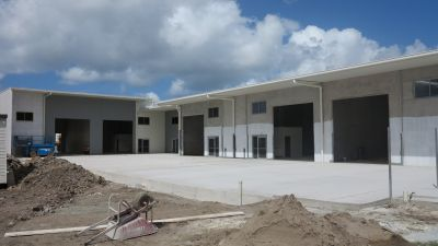 ONLY 4 LEFT! BRAND NEW INDUSTRIAL UNITS | COOLUM BEACH