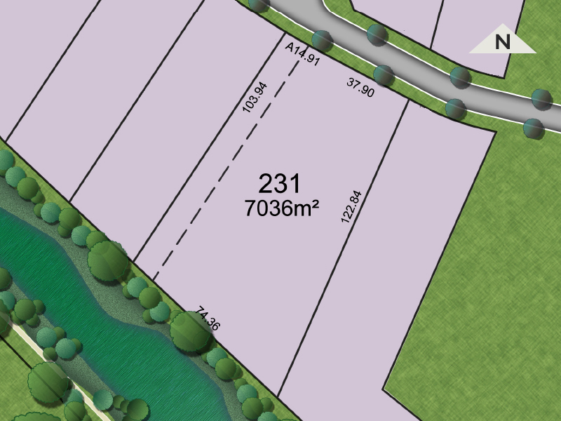 Branxton Lot 231 Pin Oak Circuit