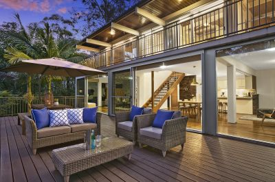 Private Family Oasis in Stunning Bushland Setting
