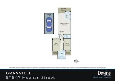 6/15-17 Meehan Street , Granville