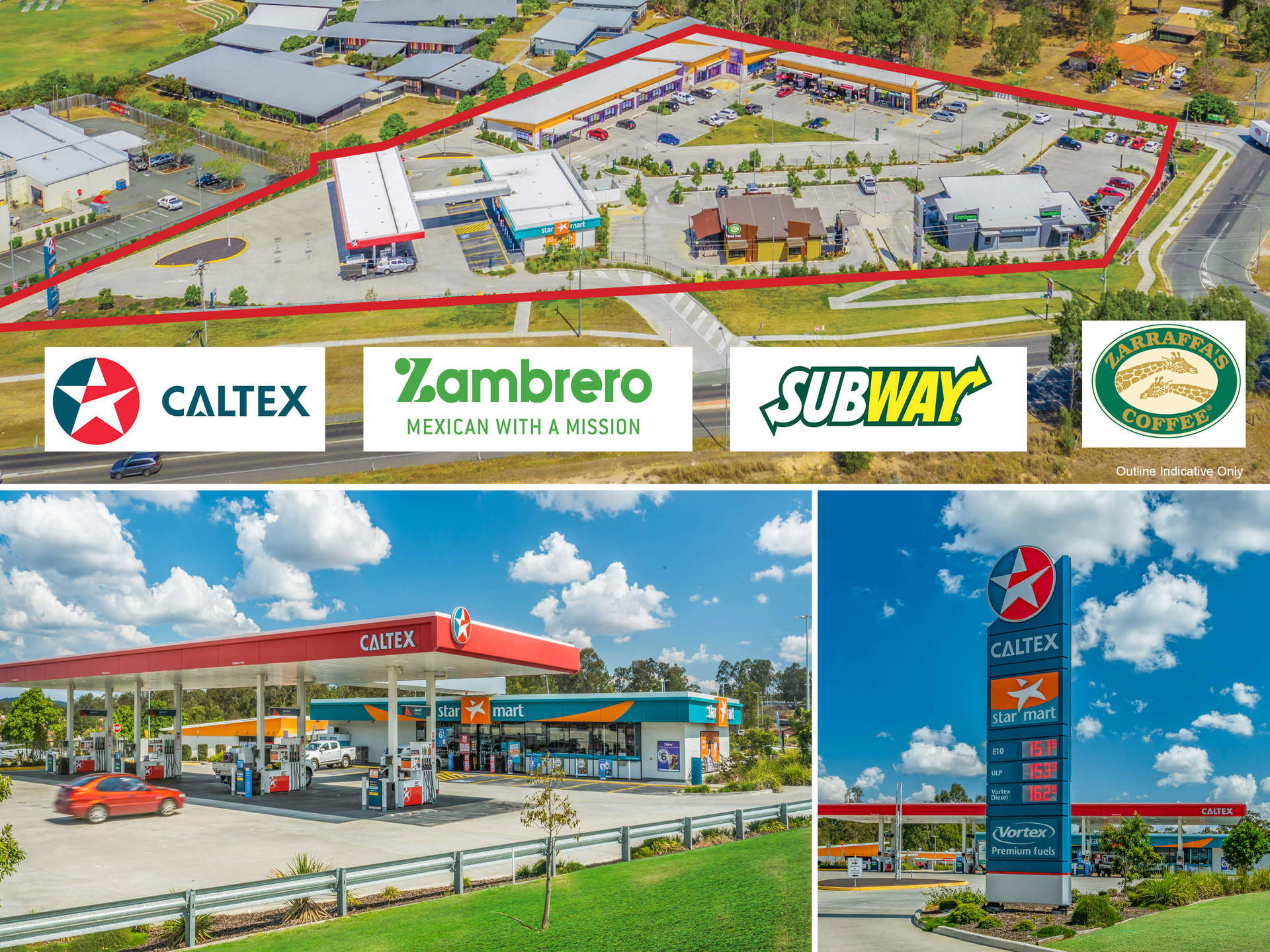 Trophy Retail Investment In High Growth Corridor