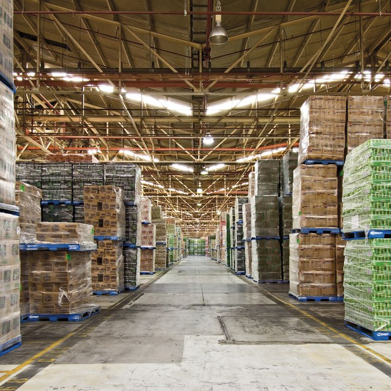 Great Value Warehousing in Excellent Location