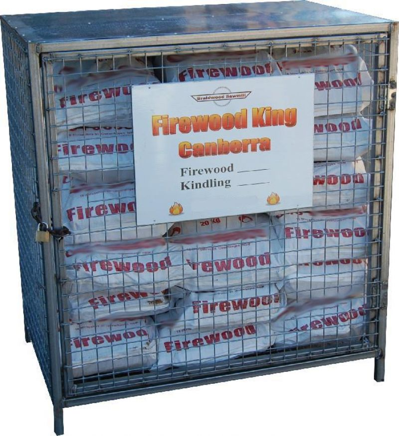 Firewood Business For Sale - SELLING AT A LOW PRICE - GREAT TURNOVER AND PROFITS