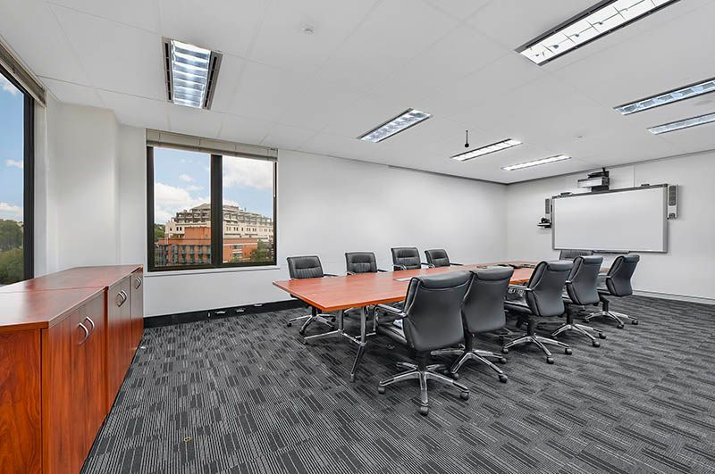 Centrally Located Office With Excellent Features