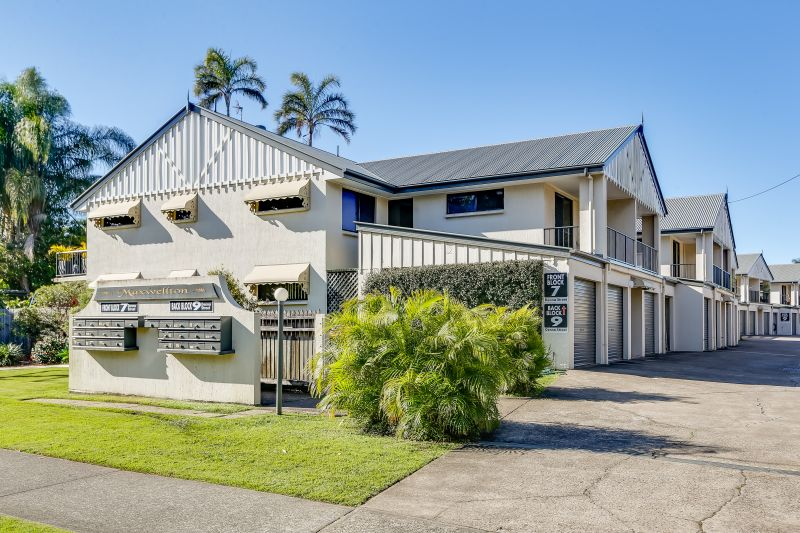MAROOCHYDORE GROUND FLOOR UNIT WITH IT ALL- THE RIVER, SHOPS, TAVERN…