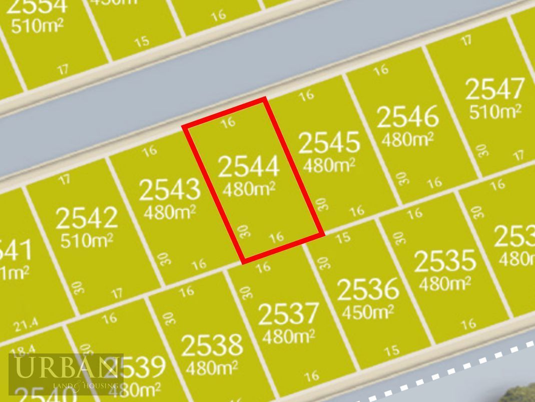 Colebee Lot 2544 Proposed Road | Stonecutters Ridge