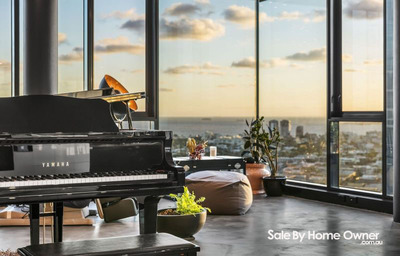Penthouse with stunning views