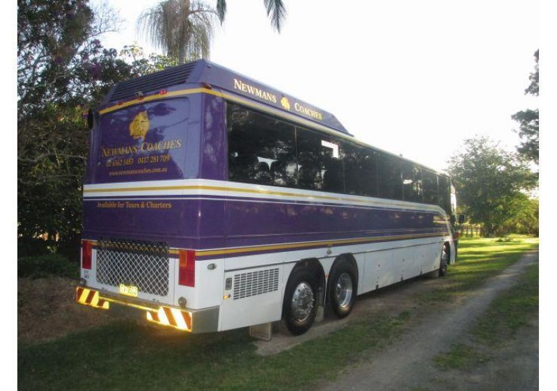 Established Coach Tour And Charter Business - Kempsey, NSW