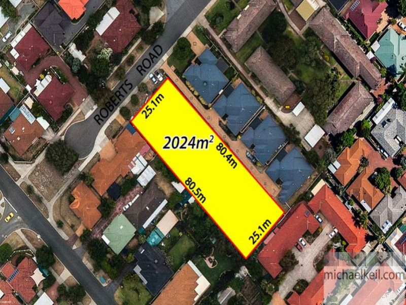LEVEL 2024sqm DEVELOPMENT SITE