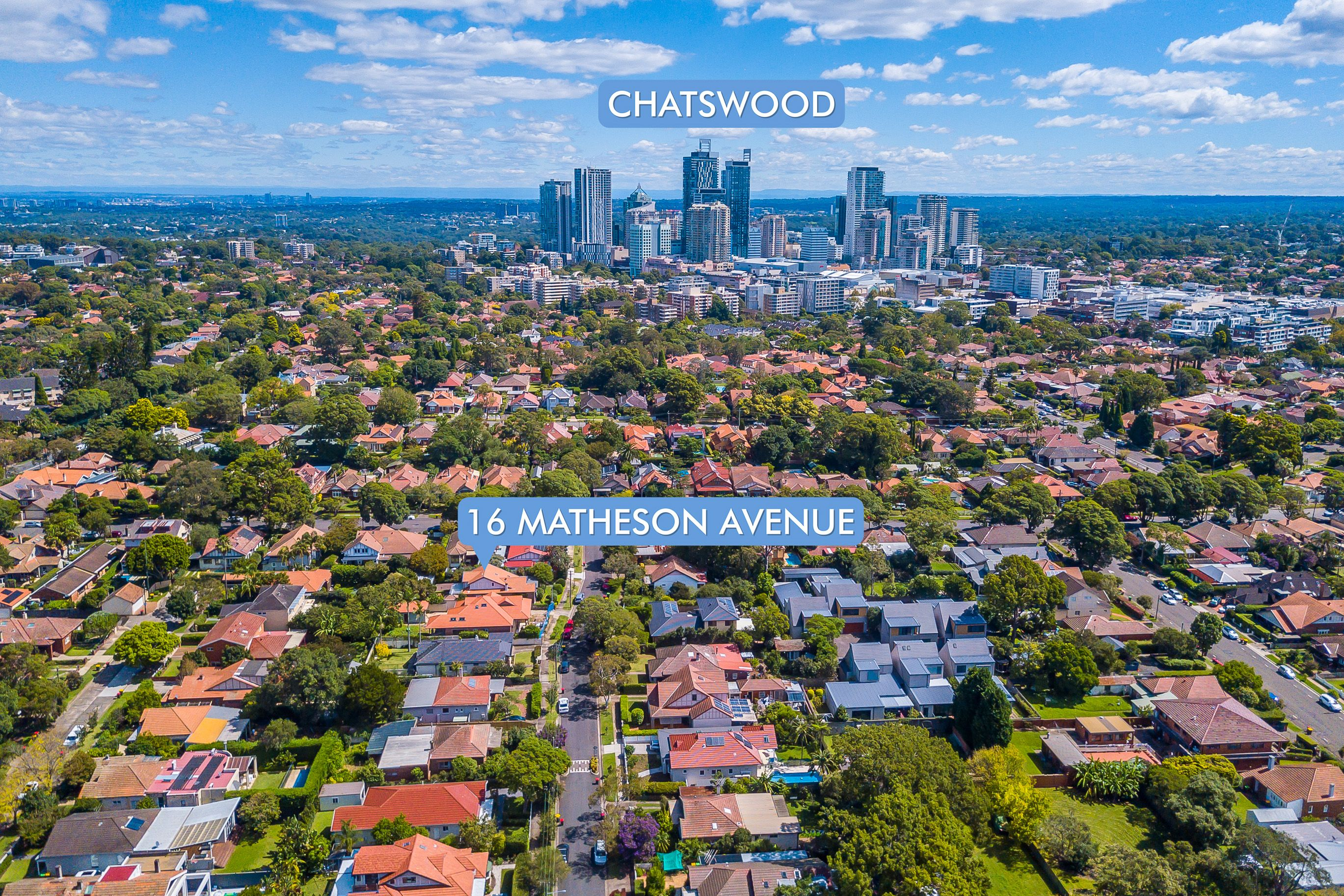 16 Matheson Avenue Chatswood 2067