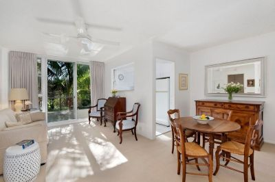 Private and beautifully renovated apartment with undercover security parking