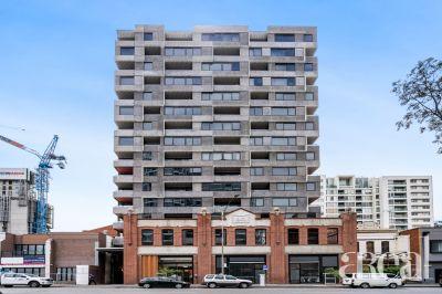 804/386-390 Spencer Street, West Melbourne