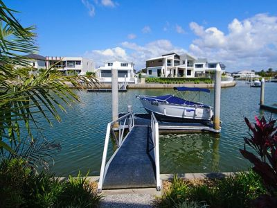 Impressive, Private, Waterfront Oasis - Owner Downsizing!