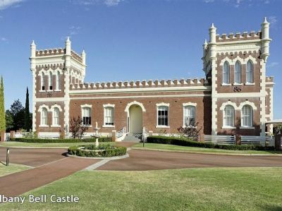 Iconic BELL CASTLE - Reduced, Great Value Here!