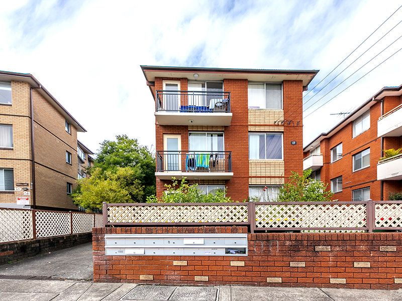 3/17 Woodcourt St, Marrickville