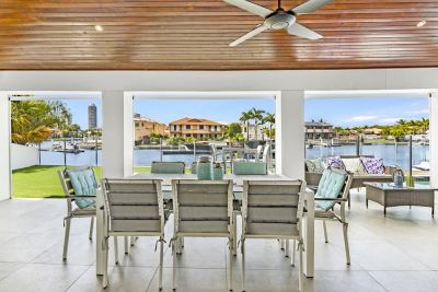 Inspirational Renovated Waterfront.....Over 25m* of prime water