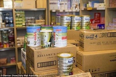 Health Foods/Infant Formula store for sale Ref 10928