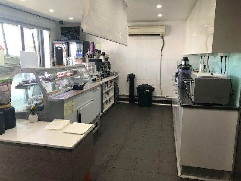 JUICE BAR / DELI STYLE CAFE