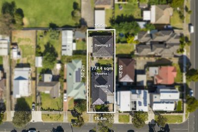 Two Homes, One Title, Totally Enticing - (Potential Rental Return $46,000 - $48,000 Per Annum)