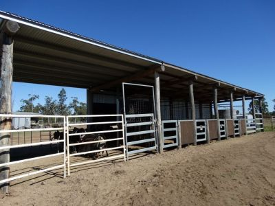 1257 ACRES + HOME + STABLES