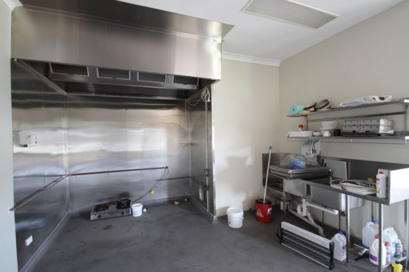 FOR SALE OR LEASE - PARTIALLY FITTED OUT FOOD PREMISES
