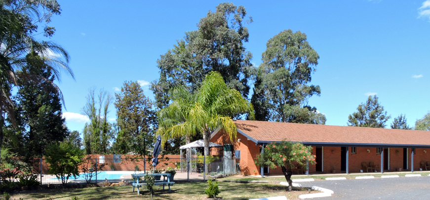 MOTEL FOR SALE- BUSY CENTRAL WEST NSW