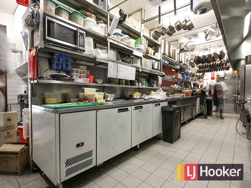 Commercial Kitchen and Fit-Out Available!