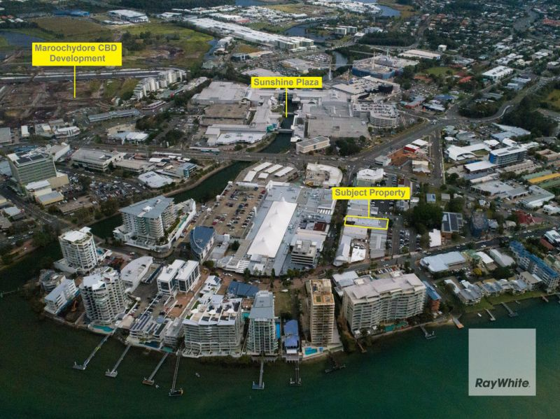 Two Lots For Sale in One Line or Together | Maroochydore CBD | Ocean Street Location