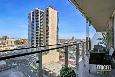 Epic: 18th Floor -  Beautiful Two Bedroom Apartment in an Unbeatable Southbank Location!