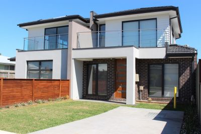 **APPLICATION PENDING APPROVAL** Feature Packed Brand New Townhouse In Quiet Locale