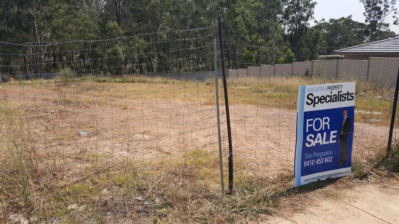 Looking for a big block of land?