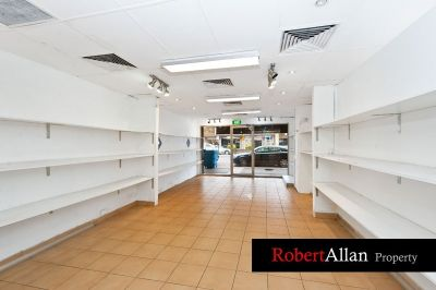 Prime Location Shop for Lease