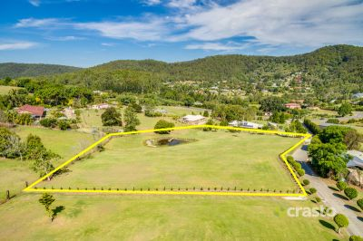 Extremely Rare Vacant Land with Serene Hinterland Views
