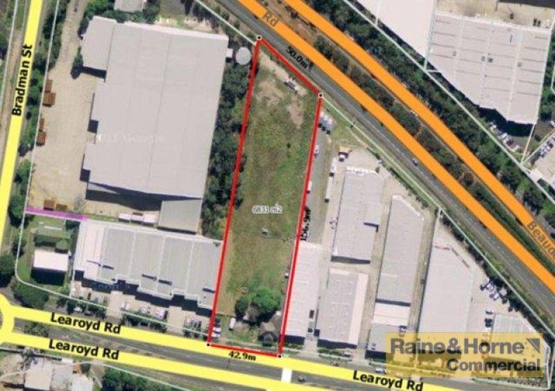 Beaudesert Road Exposed Land - General Industry Zoning