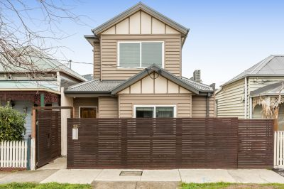 Stunning Modern Two Bedroom Residence Brilliantly Located In One Of Seddon's Finest Streets.