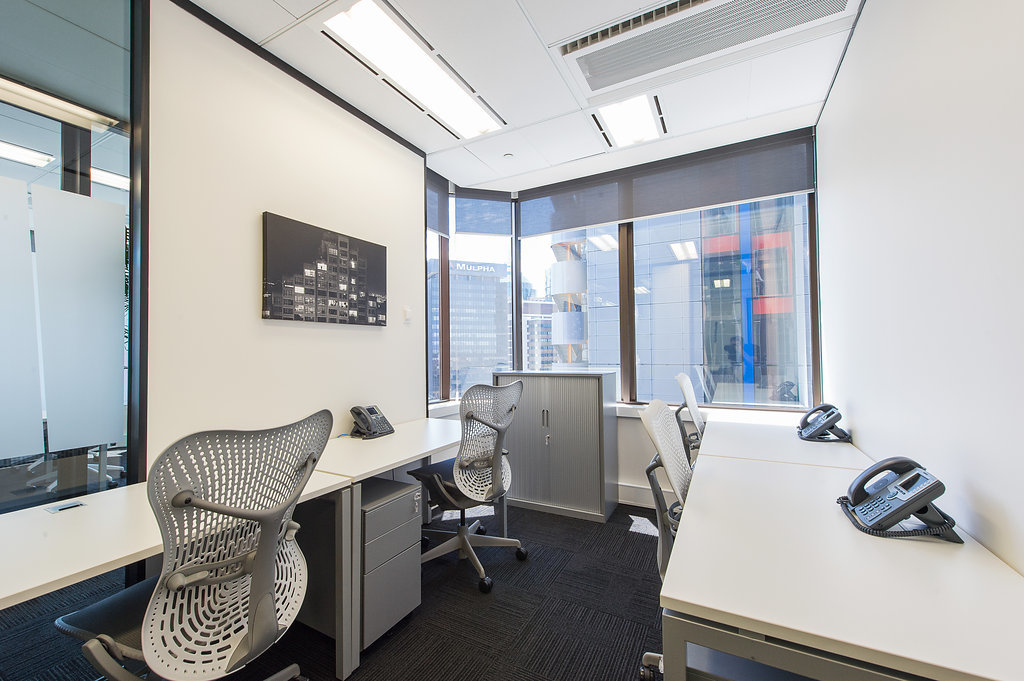 Gorgeous Modern Office Space in CBD, 4 work stations!