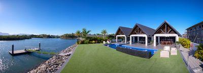 Stunning Riverfront Home