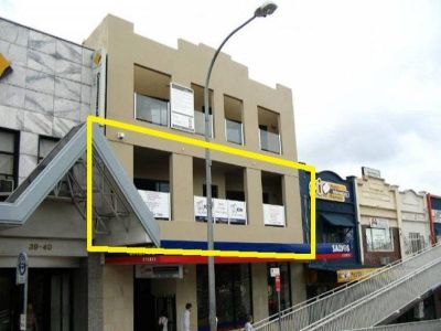 RRIME LOCATION, FIRST FLOOR PRIME COMMERCIAL/ OFFICE SPACE