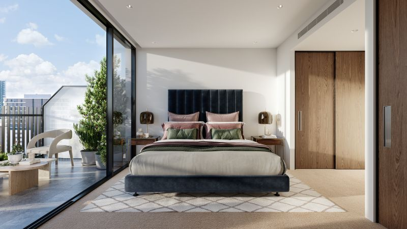 A stunning studio residences in the heart of Zetland.-049