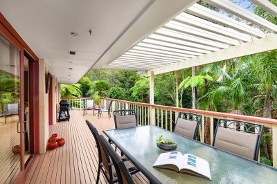 Serenity, convenience and a spectacular parkland outlook