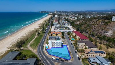 Outstanding Beachside Investment Opportunity  Choice of 3 Apartments on a 764 sqm Prime North East Beach Front Development Site