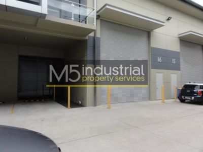 305sqm - Hight Quality Industrial Strata Unit