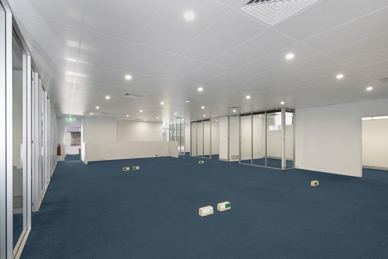 Refurbished CBD offices with 18 on site car spaces
